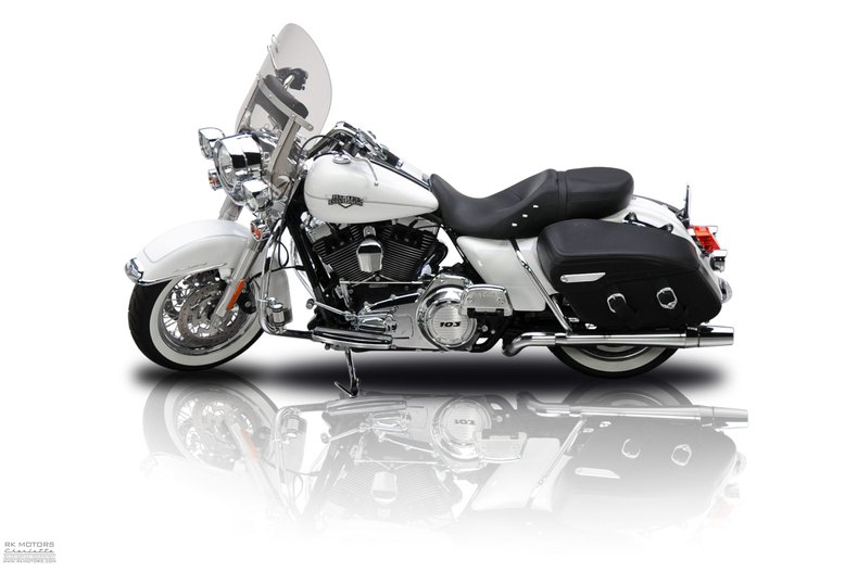 For Sale 2012 Harley Davidson Road King