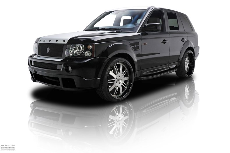 For Sale 2008 Land Rover Range Rover