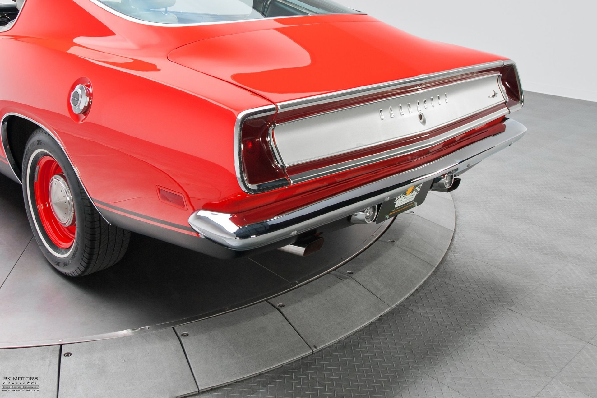 134044 1969 Plymouth 'Cuda RK Motors Classic Cars for Sale