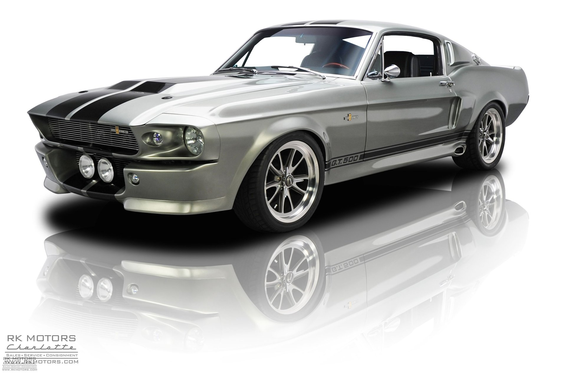 1967 ford mustang eleanor gt