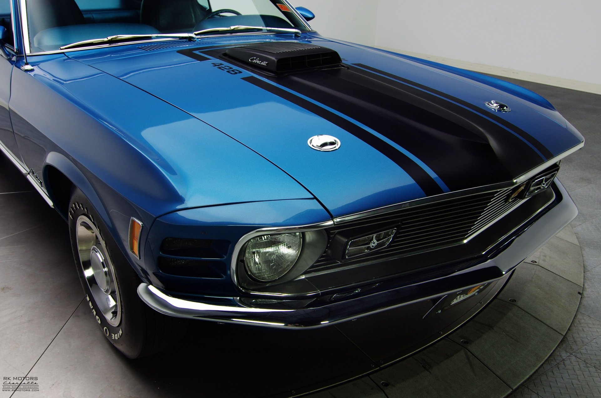 134073 1970 Ford Mustang RK Motors Classic Cars for Sale