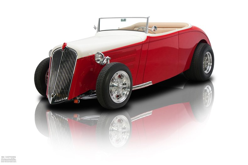 1933 willys roadster