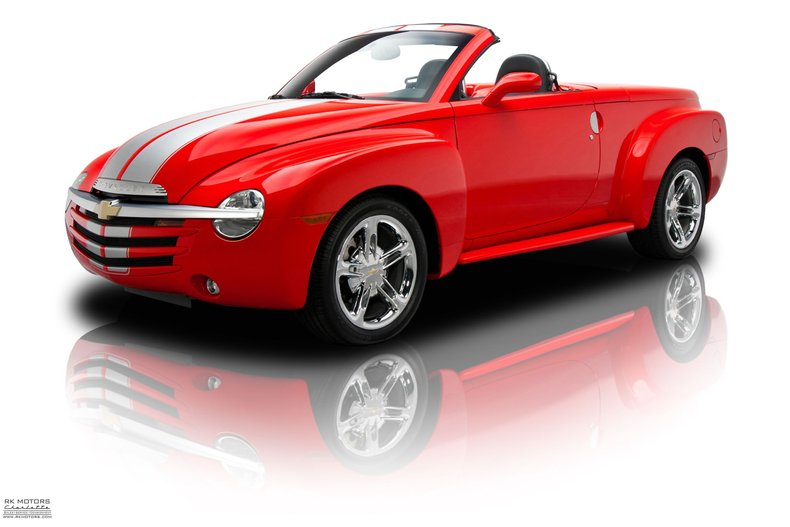 134083 2005 Chevrolet SSR RK Motors Classic Cars for Sale