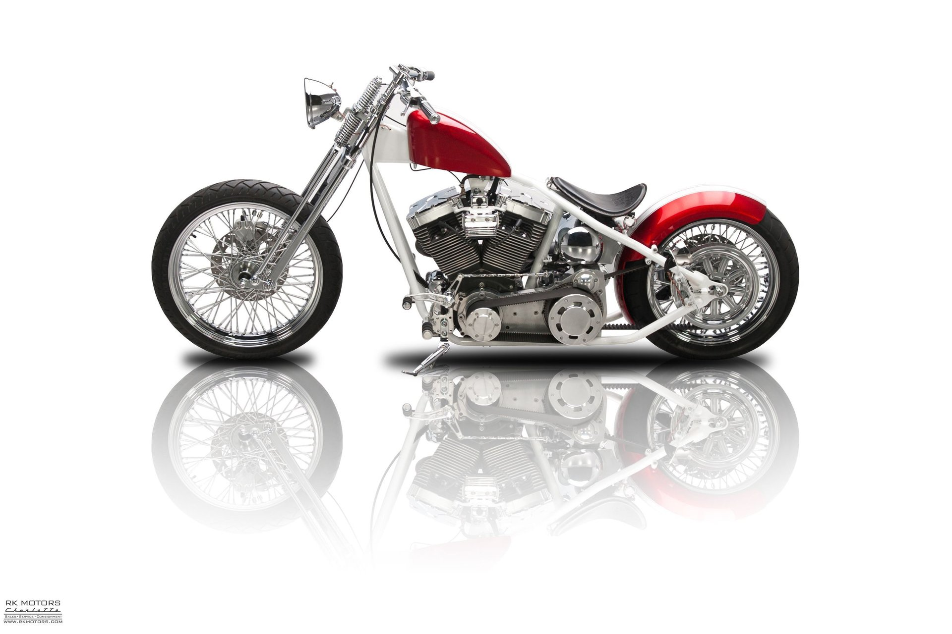 2011 pb choppers custom bobber