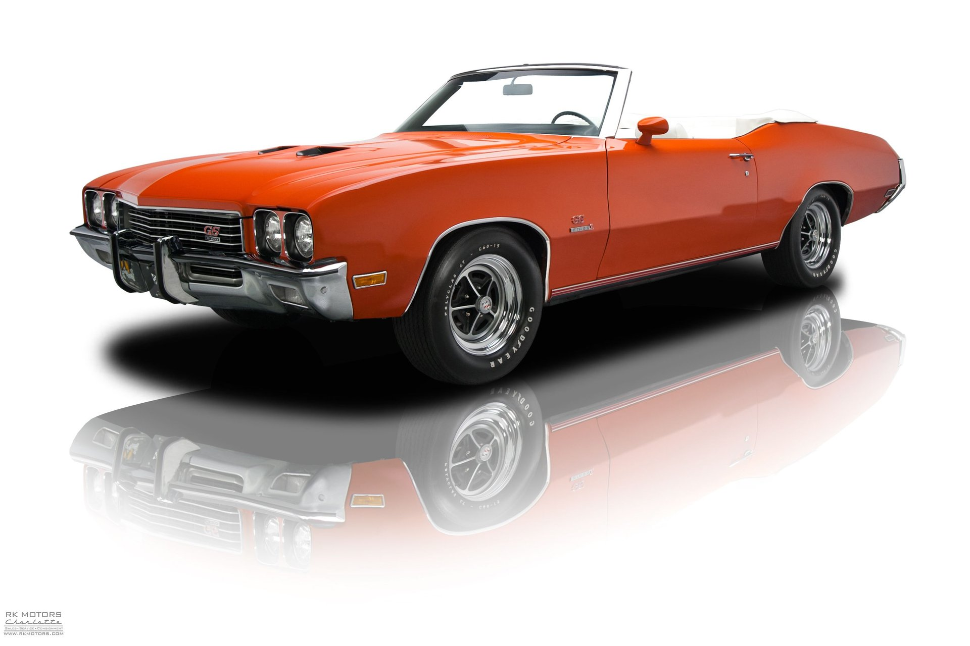 1972 buick gs455 stage 1