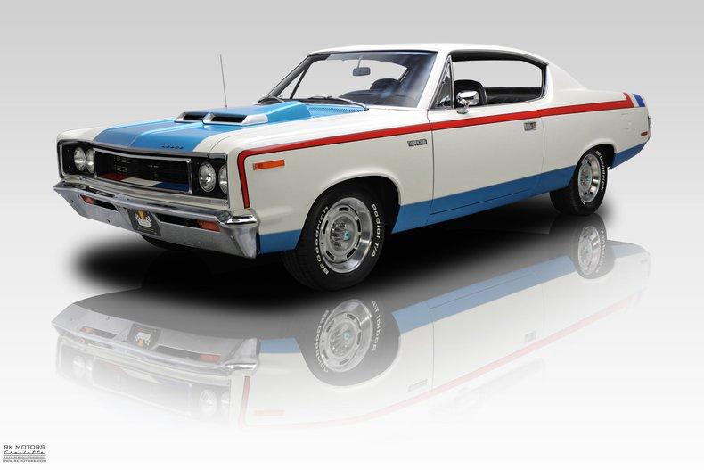 For Sale 1970 AMC Rebel Machine