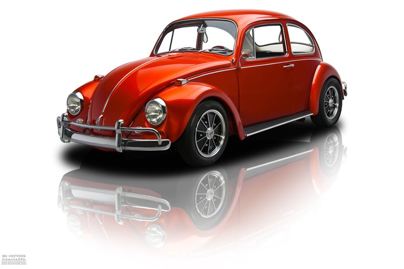 134107 1967 Volkswagen Beetle RK Motors Classic Cars for Sale
