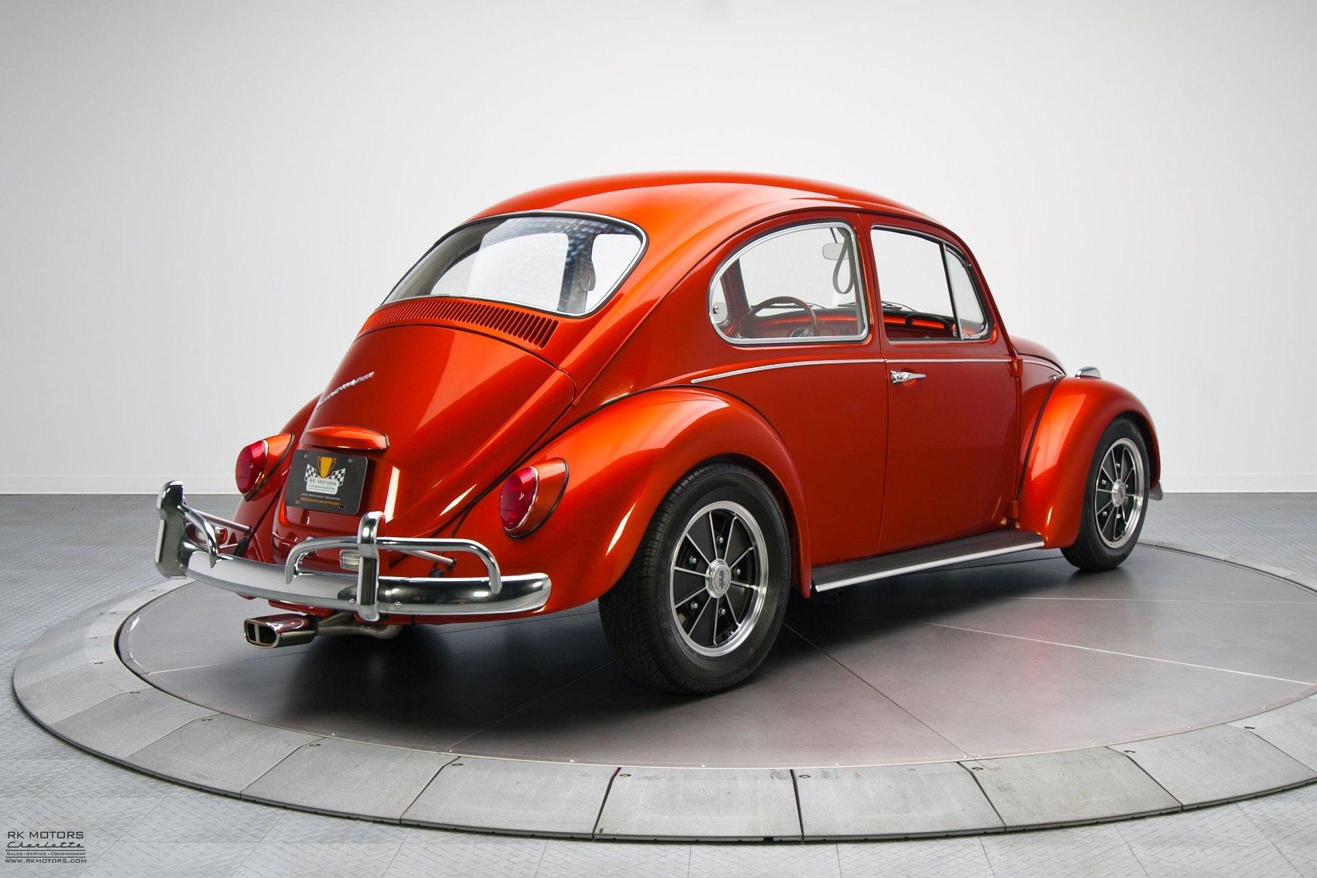 134107 1967 Volkswagen Beetle RK Motors Classic Cars for Sale