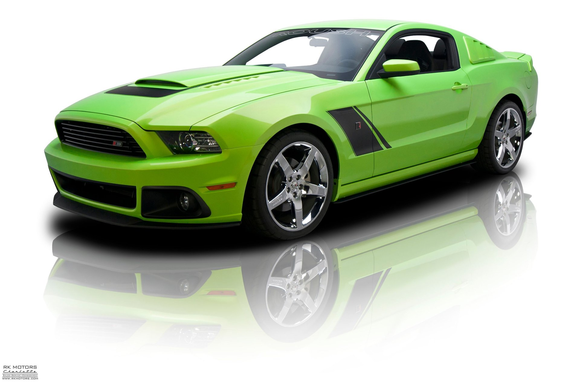 881 actual mile roush stage 3 5 0l supercharged 6 speed