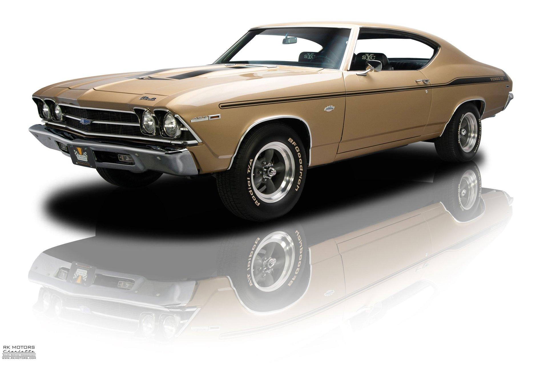 134138 1969 Chevrolet Chevelle RK Motors Classic Cars for Sale