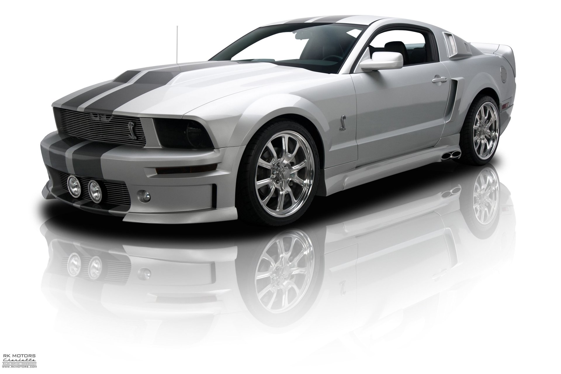 2007 ford mustang eleanor edition