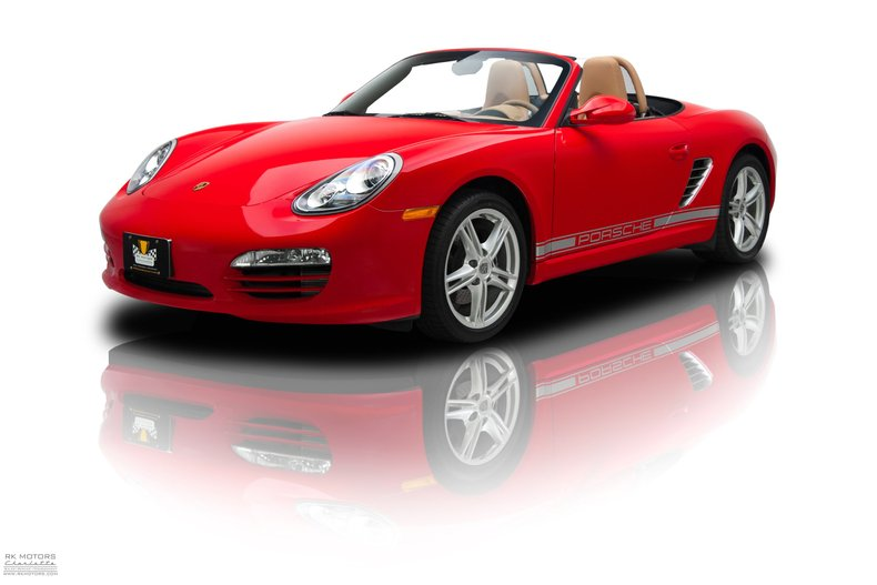 For Sale 2009 Porsche Boxster