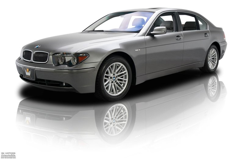 For Sale 2004 BMW 745li
