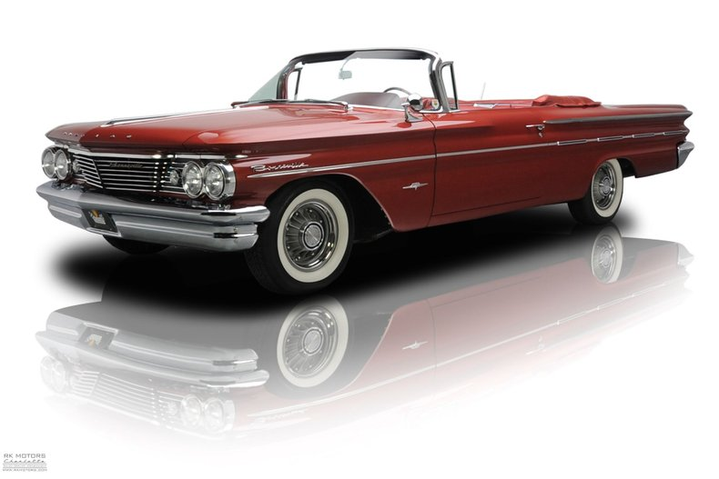 For Sale 1960 Pontiac Bonneville