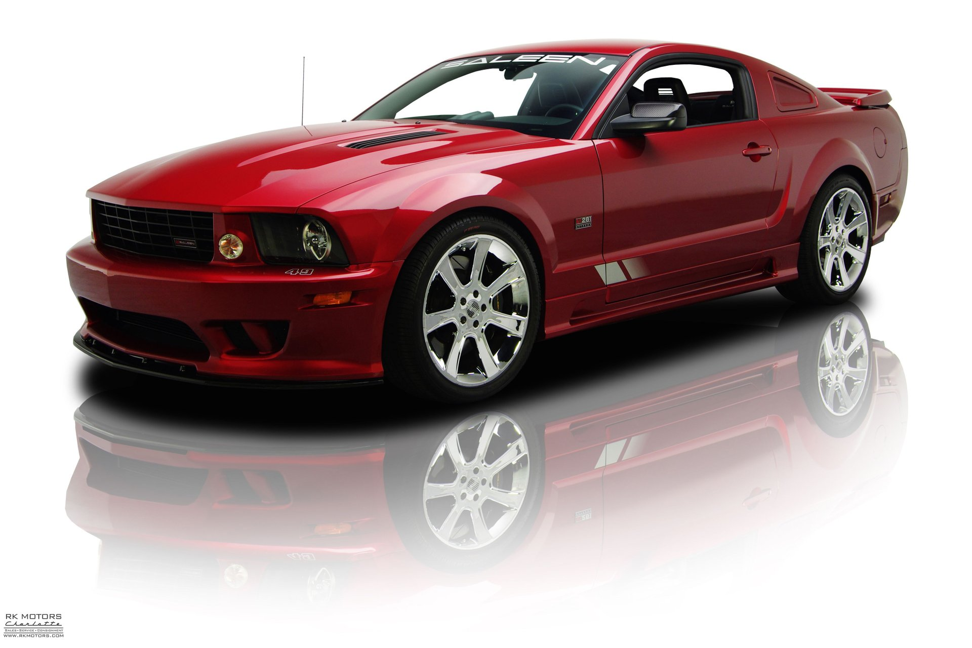 134181 2006 Ford Mustang RK Motors Classic Cars for Sale