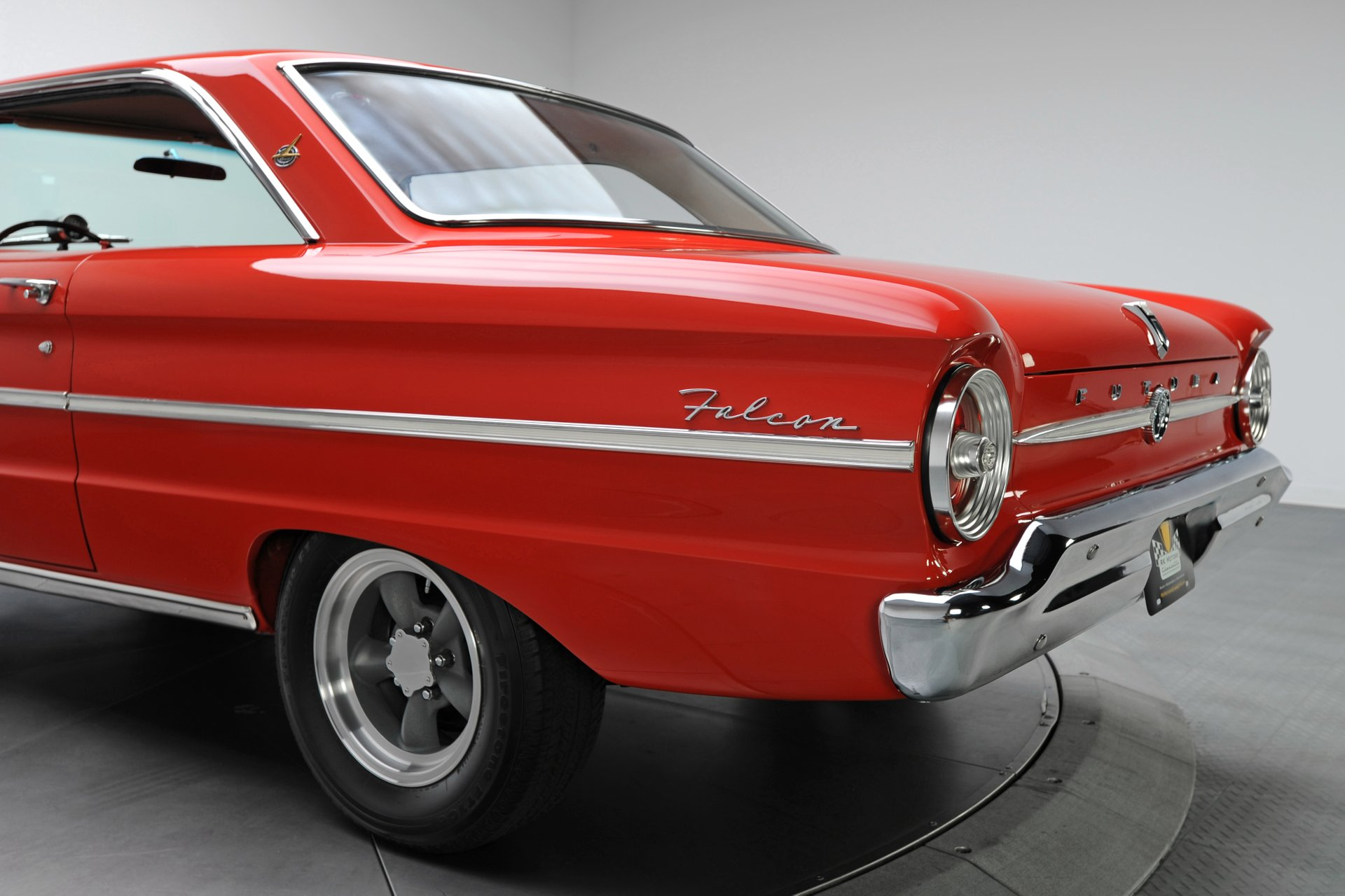 134213 1963 1/2 Ford Falcon RK Motors Classic Cars for Sale