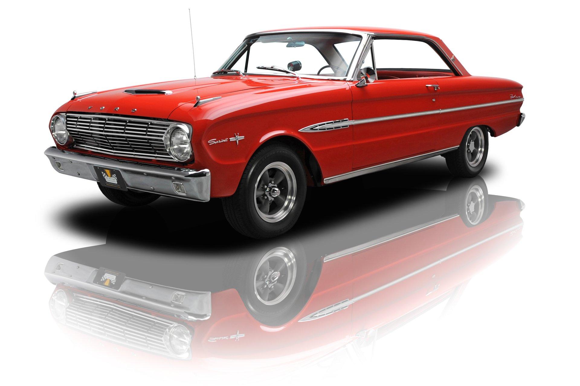 1963 1 2 ford falcon futura sprint