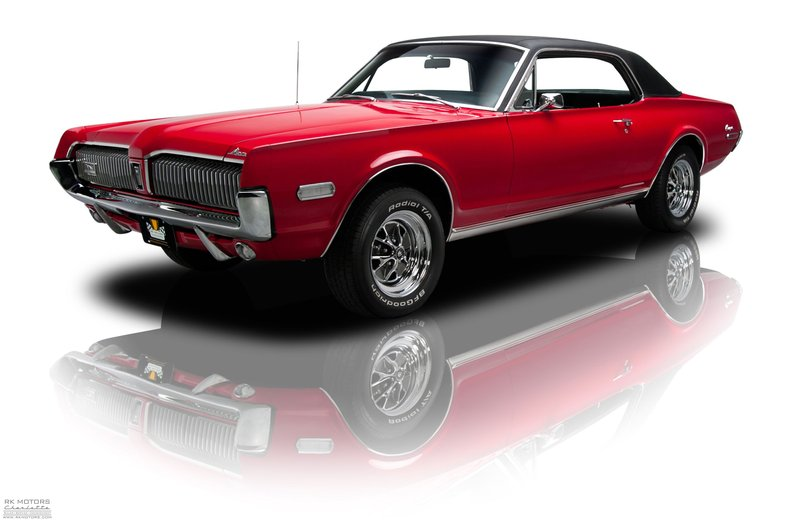 For Sale 1968 Mercury Cougar