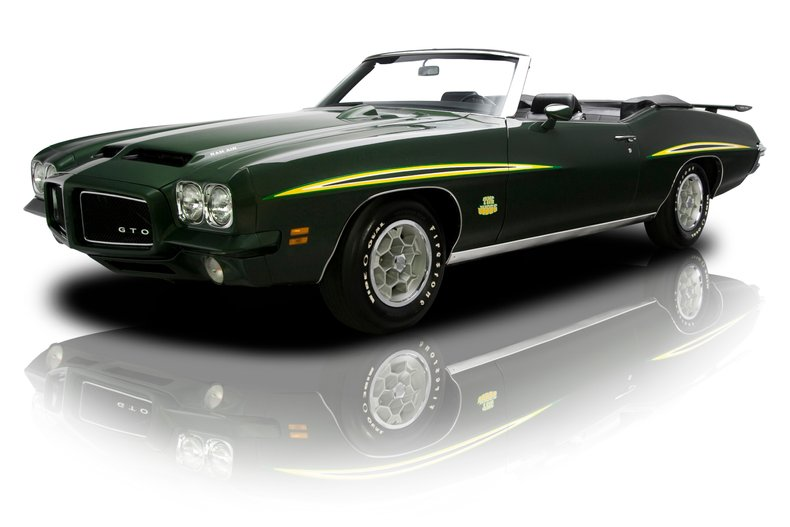 For Sale 1971 Pontiac GTO