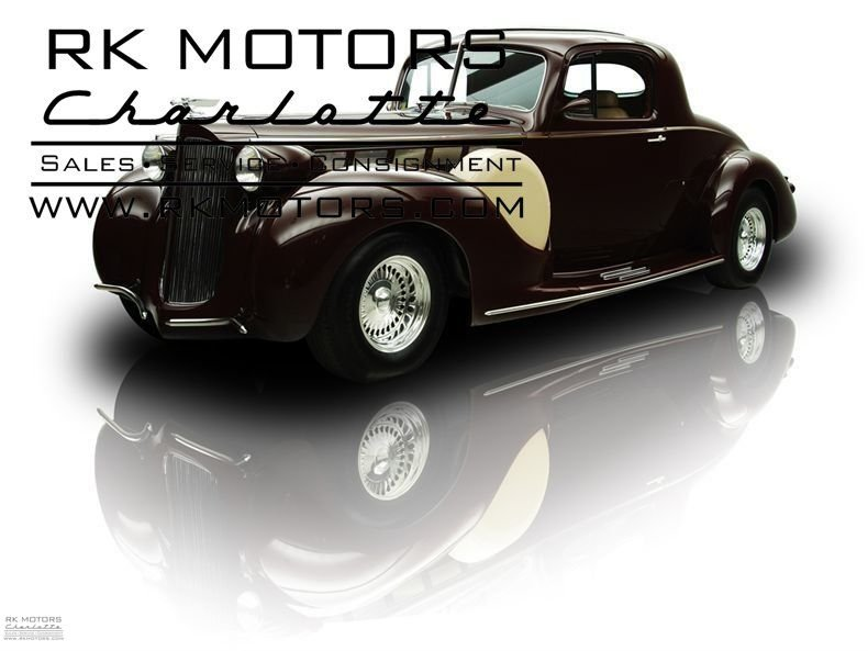 For Sale 1938 Packard Coupe