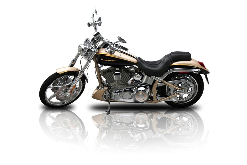 For Sale 2003 Harley Davidson Screamin' Eagle Softail Duece