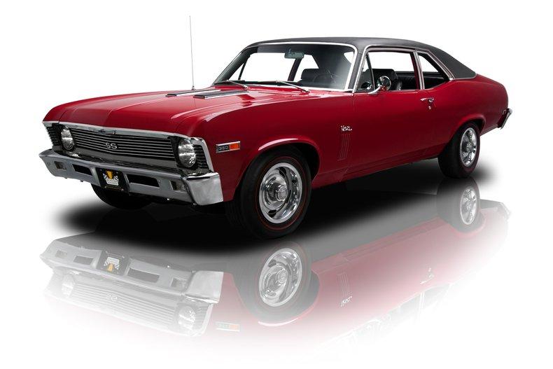For Sale 1969 Chevrolet Nova