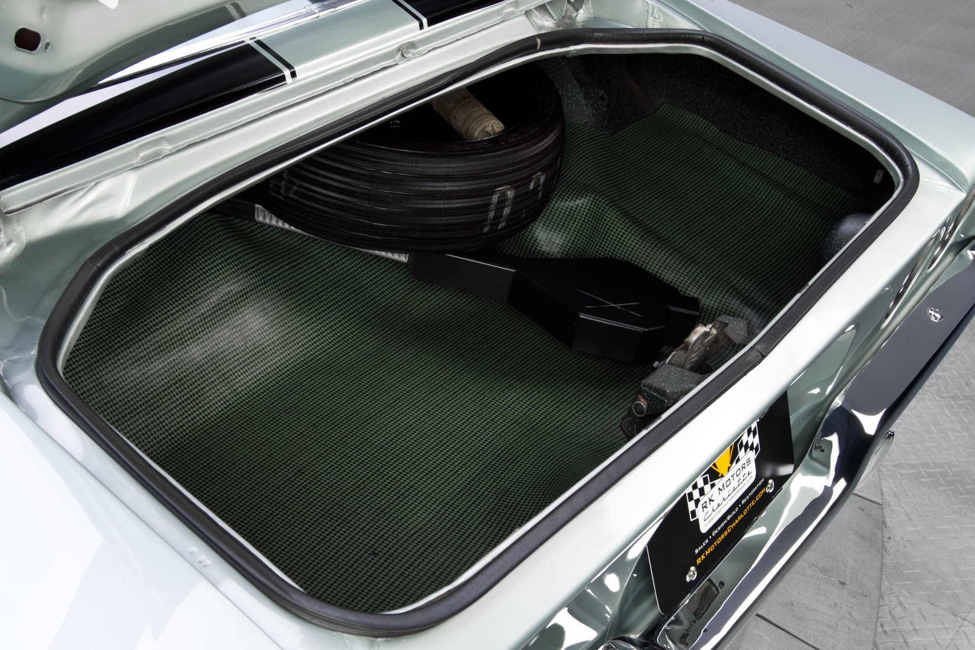 134271 1971 Chevrolet Camaro RK Motors Classic Cars for Sale