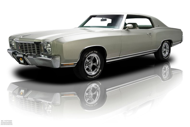 For Sale 1972 Chevrolet Monte Carlo