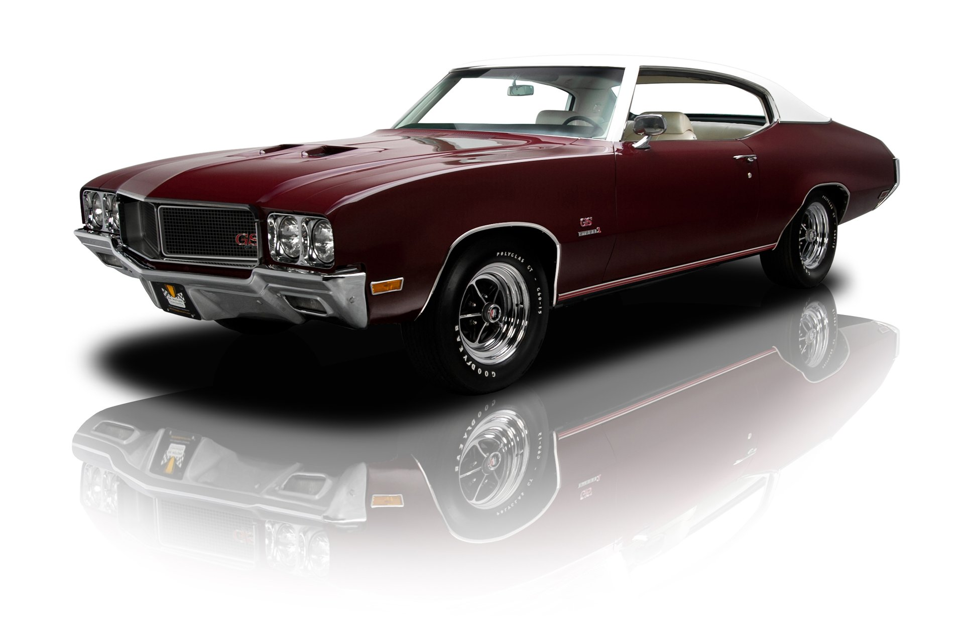 1970 buick gs455 stage 1