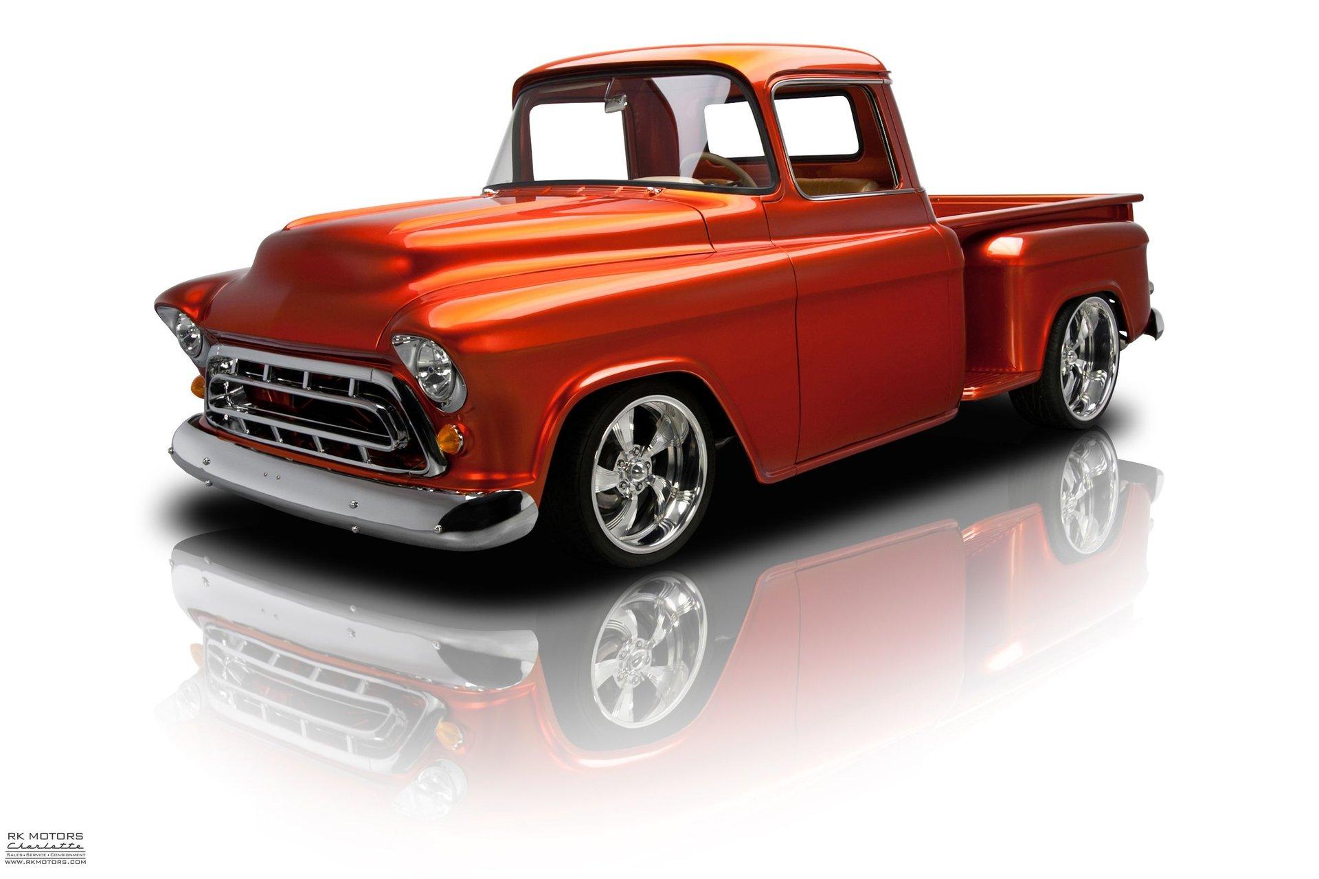 1955 chevrolet 1 2 ton pickup