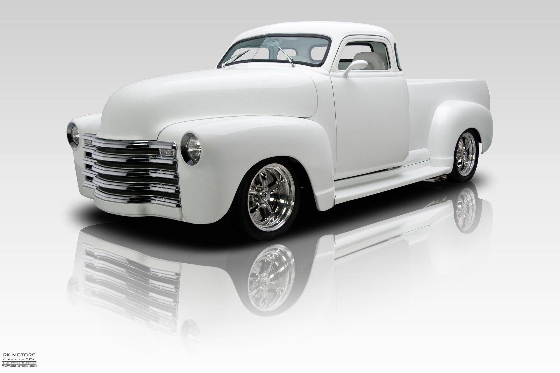 1948 chevrolet 1 2 ton pickup