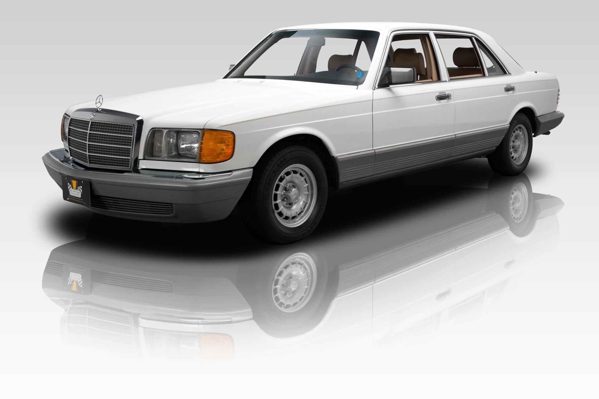 1985 mercedes benz 500 sel