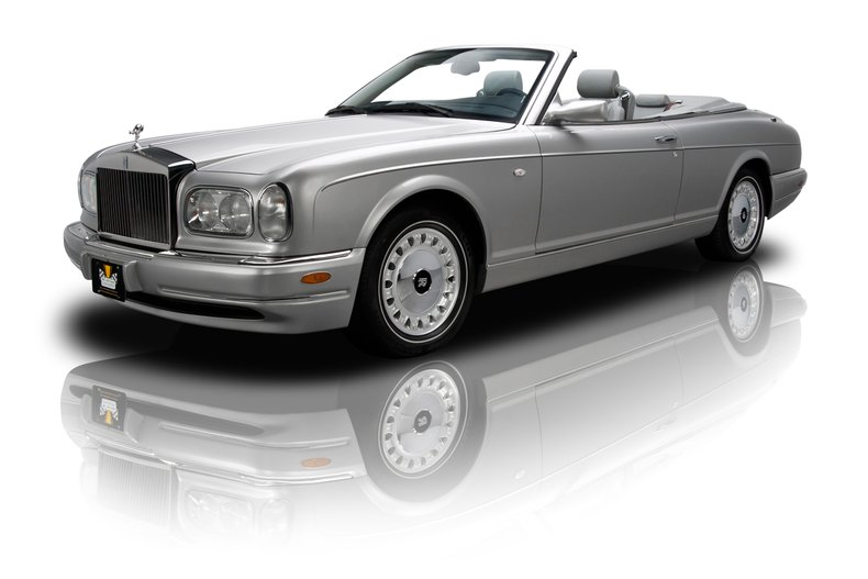 For Sale 2000 Rolls-Royce Corniche