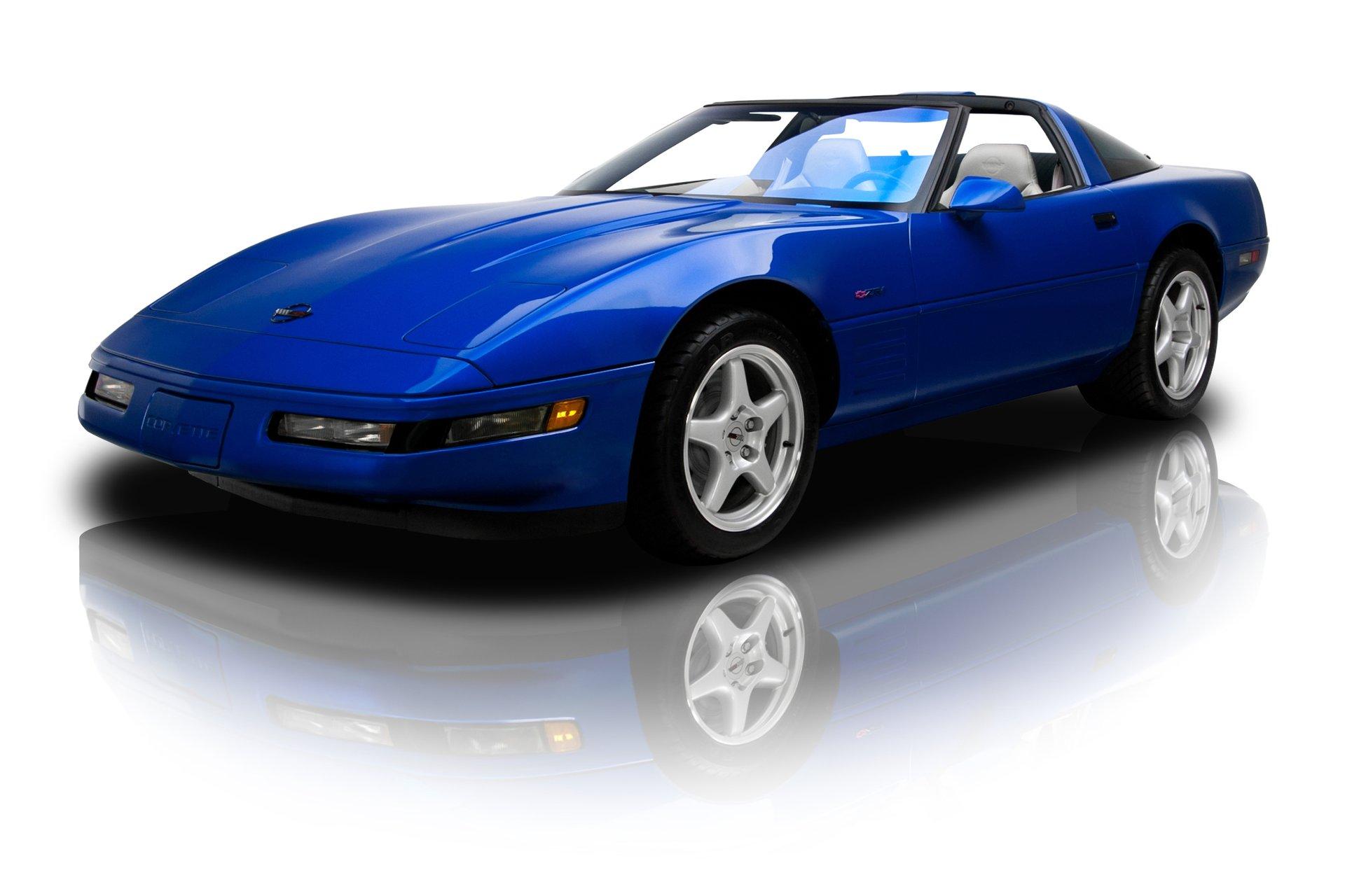 1994 chevrolet corvette zr 1