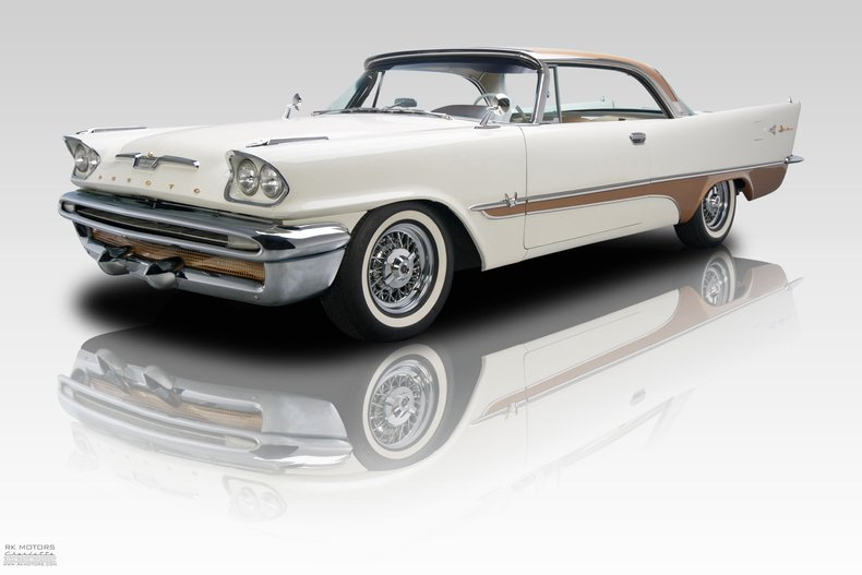 For Sale 1957 DeSoto Adventurer