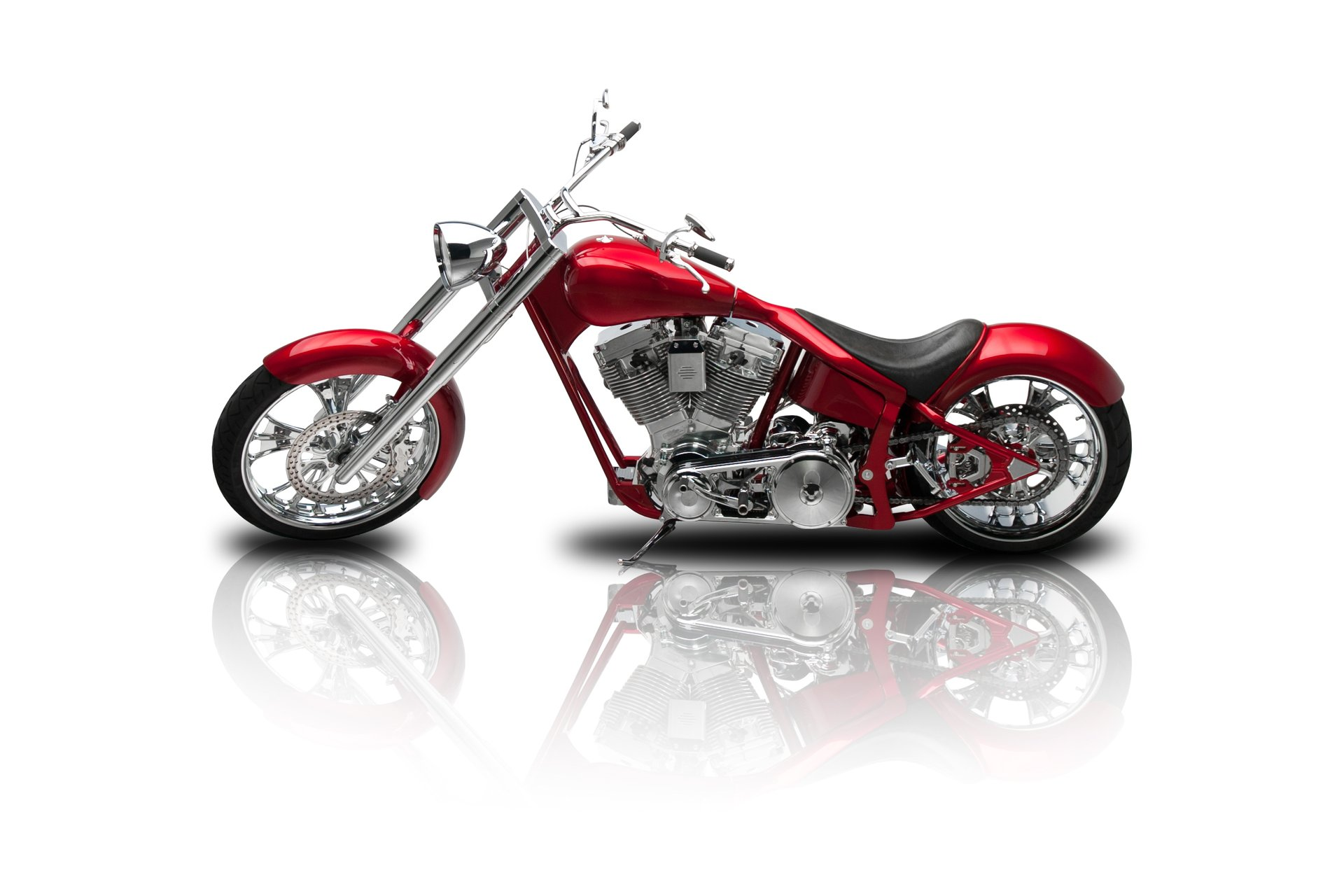 2005 matt hotch designs custom xtreme softtail chopper