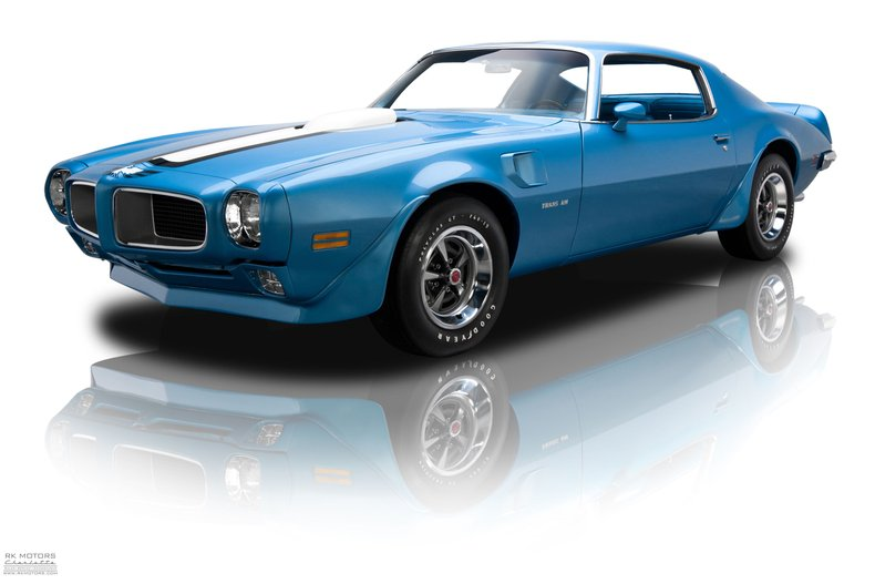 For Sale 1970 Pontiac Firebird