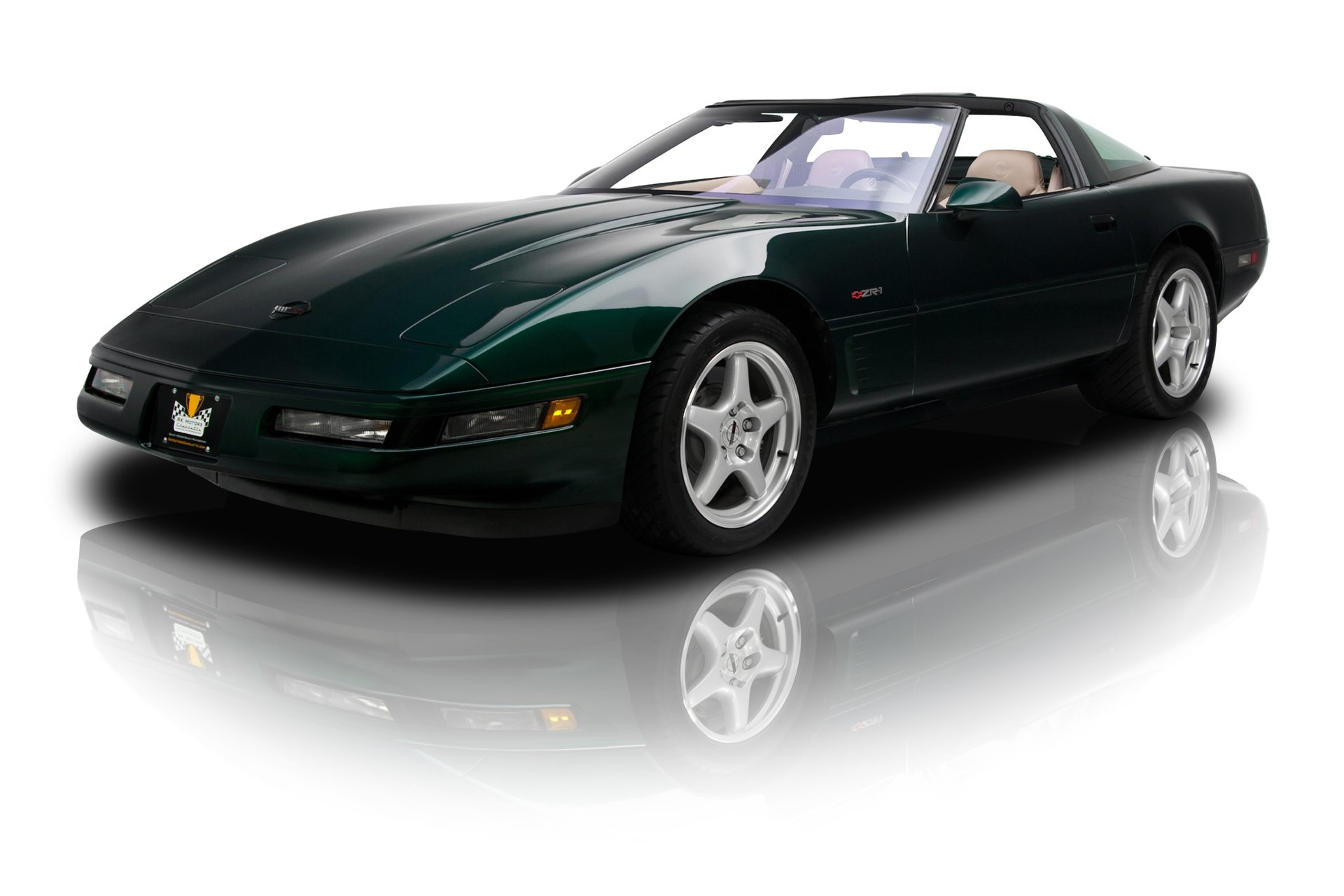 1995 chevrolet corvette zr 1
