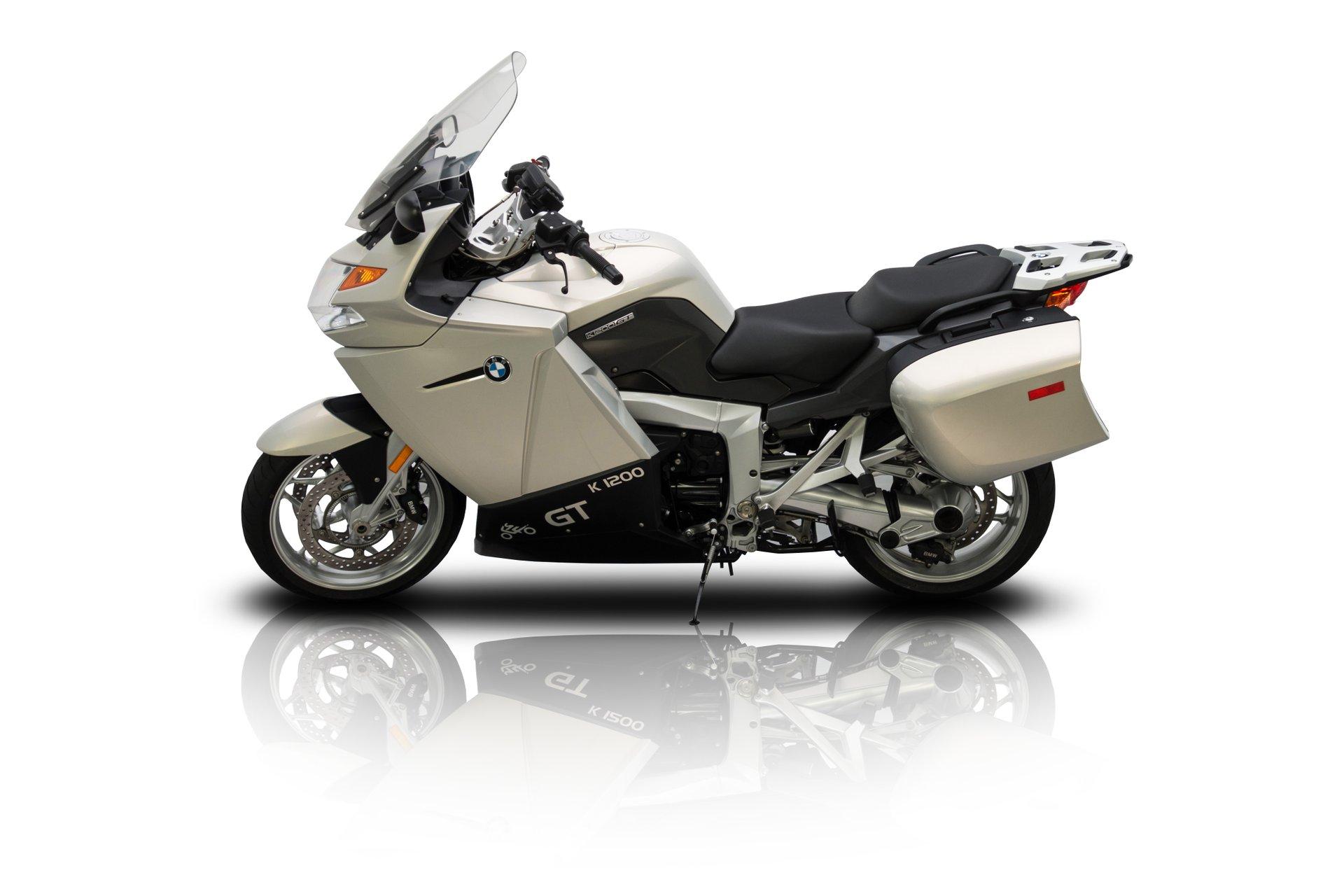 2006 bmw k1200gt