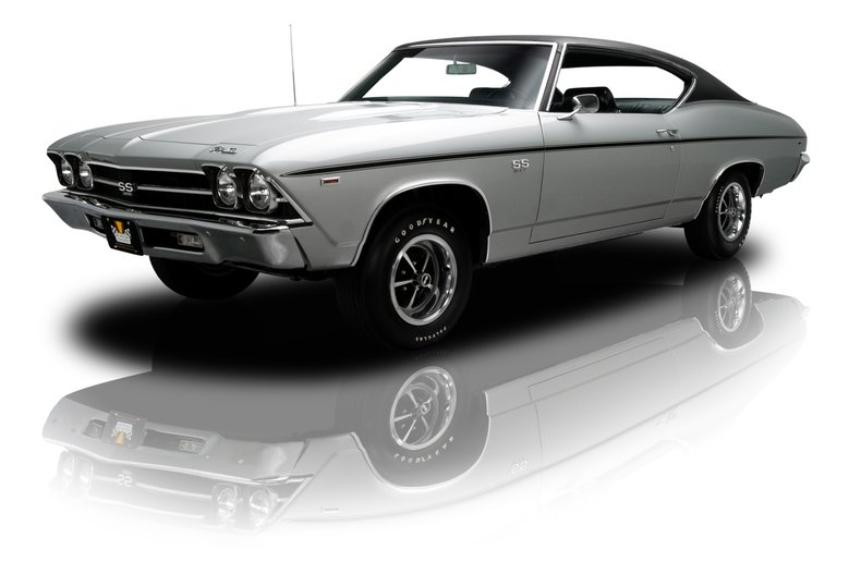 134412 1969 Chevrolet Chevelle RK Motors Classic Cars for Sale