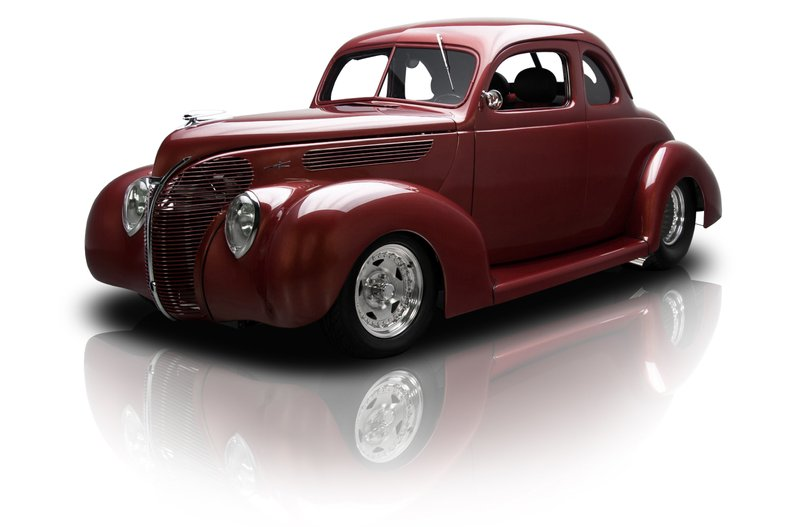 1938 ford club coupe