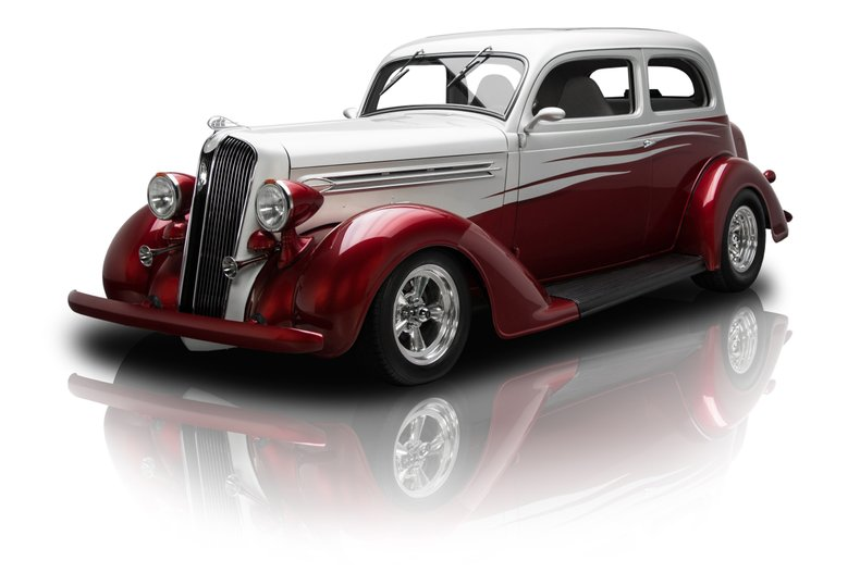 For Sale 1936 Plymouth Deluxe