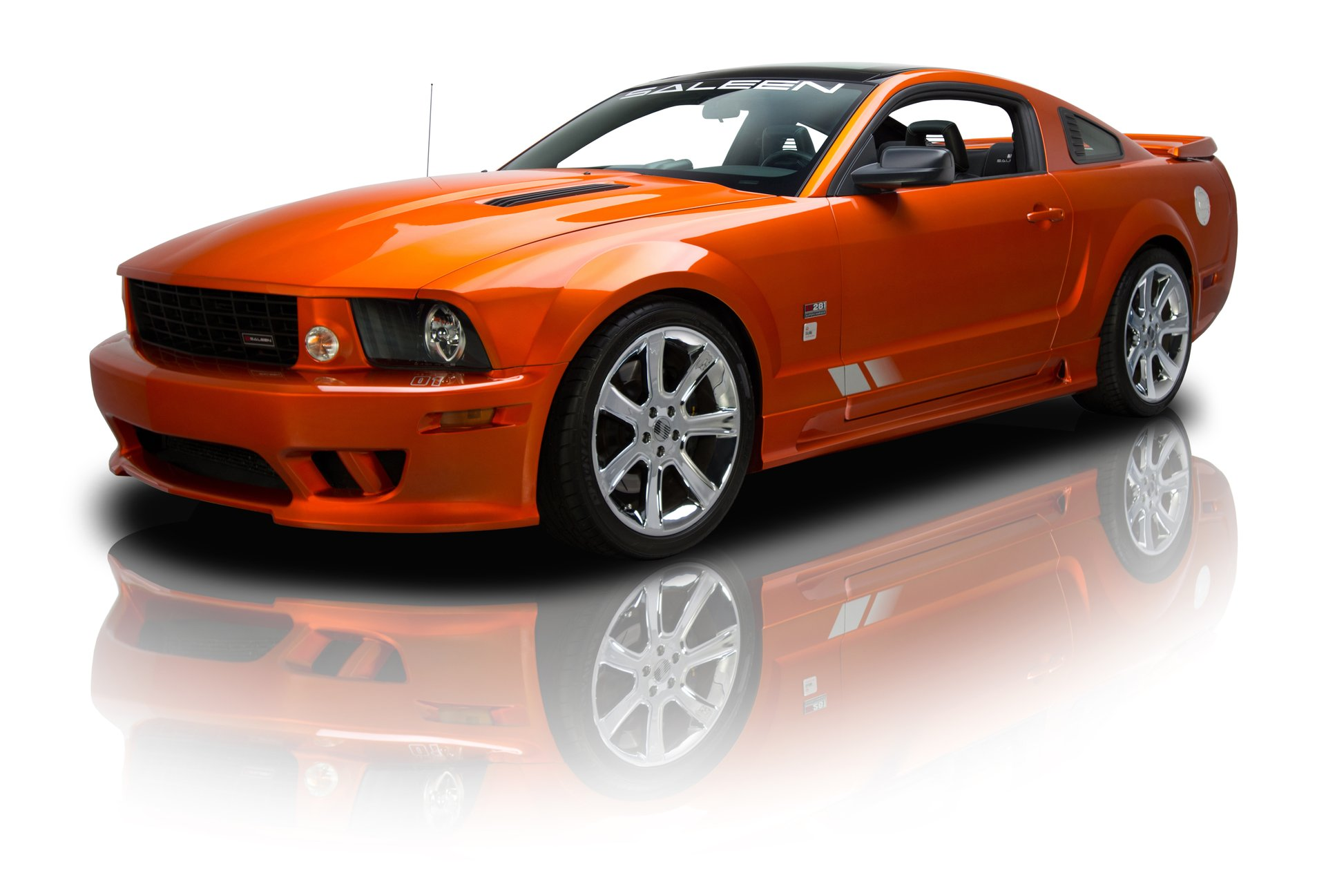 2005 ford mustang s281s skyvu