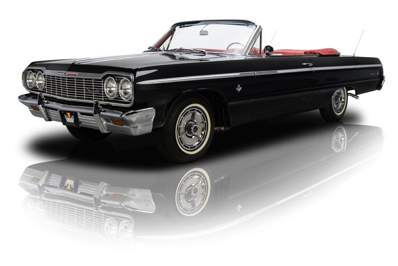 For Sale 1964 Chevrolet Impala