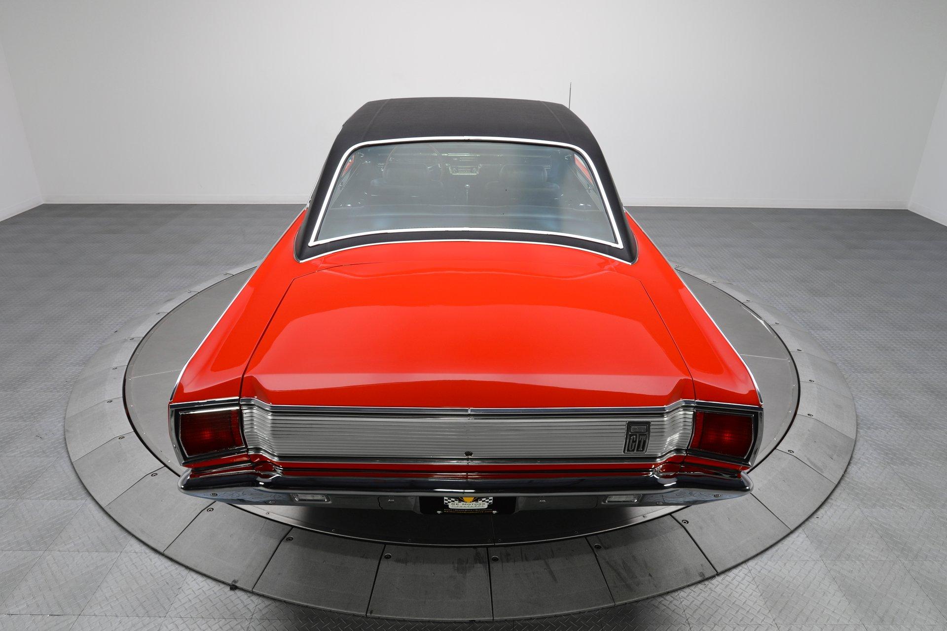 134482 1967 Dodge Dart Rk Motors Classic Cars For Sale 2013 Wiring Diagram Window
