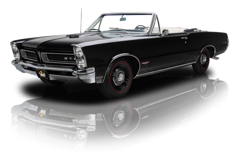 134484 1965 Pontiac GTO RK Motors Classic Cars for Sale