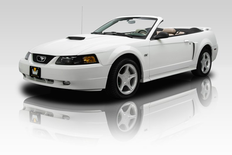 For Sale 2001 Ford Mustang