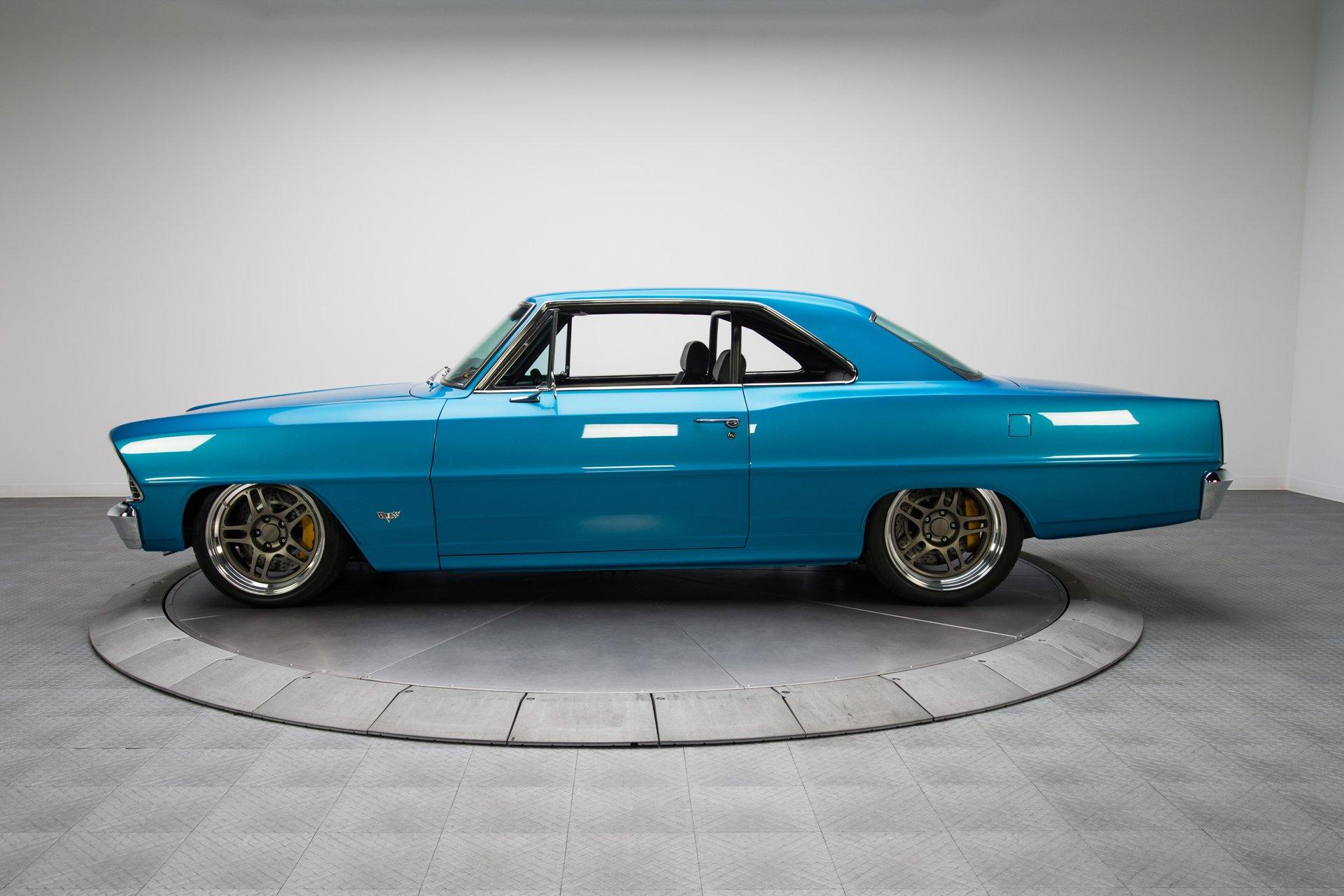 134497 1967 Chevrolet Nova RK Motors Classic Cars for Sale