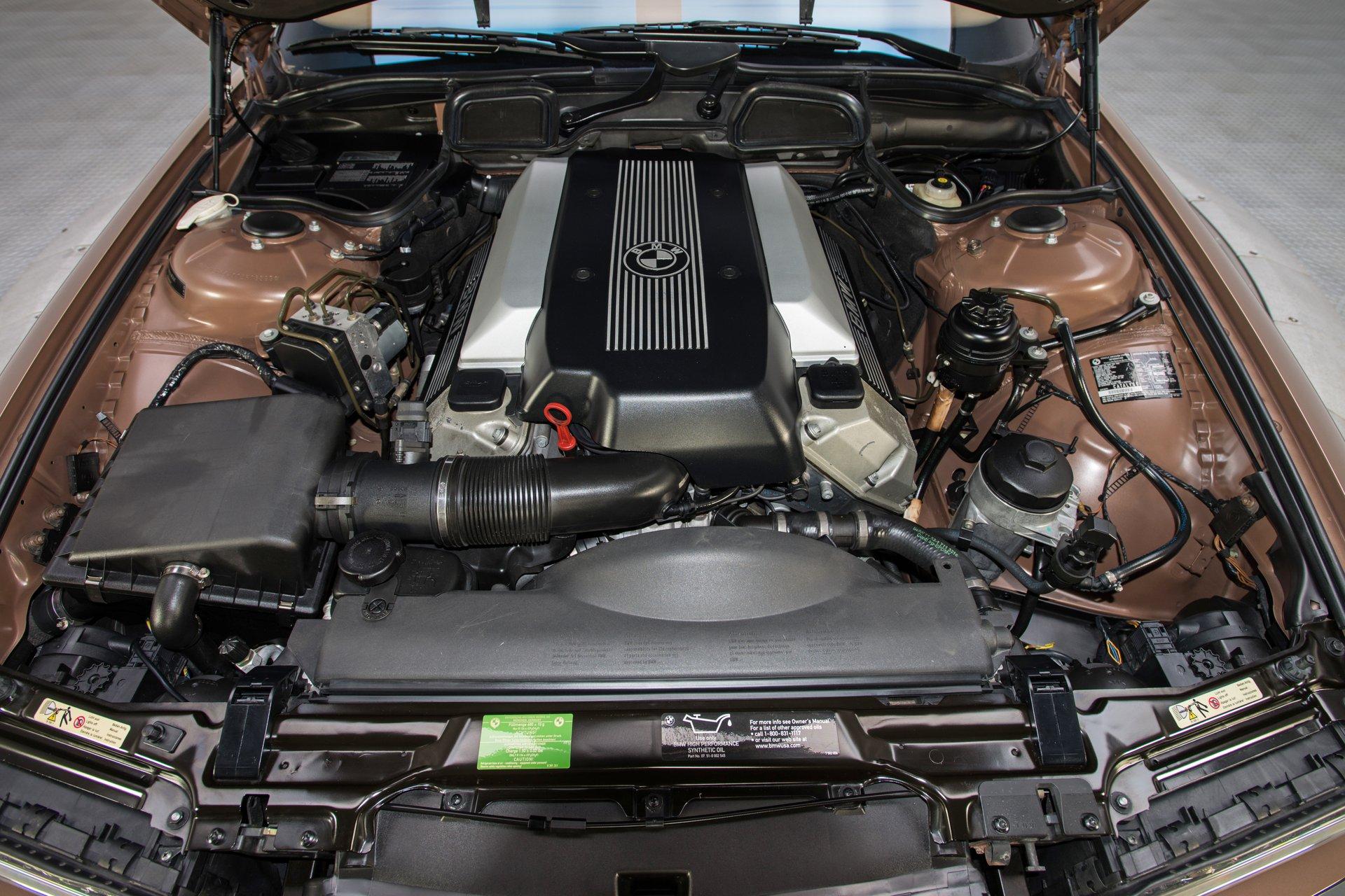134512 2001 BMW 740i RK Motors Classic Cars for Sale