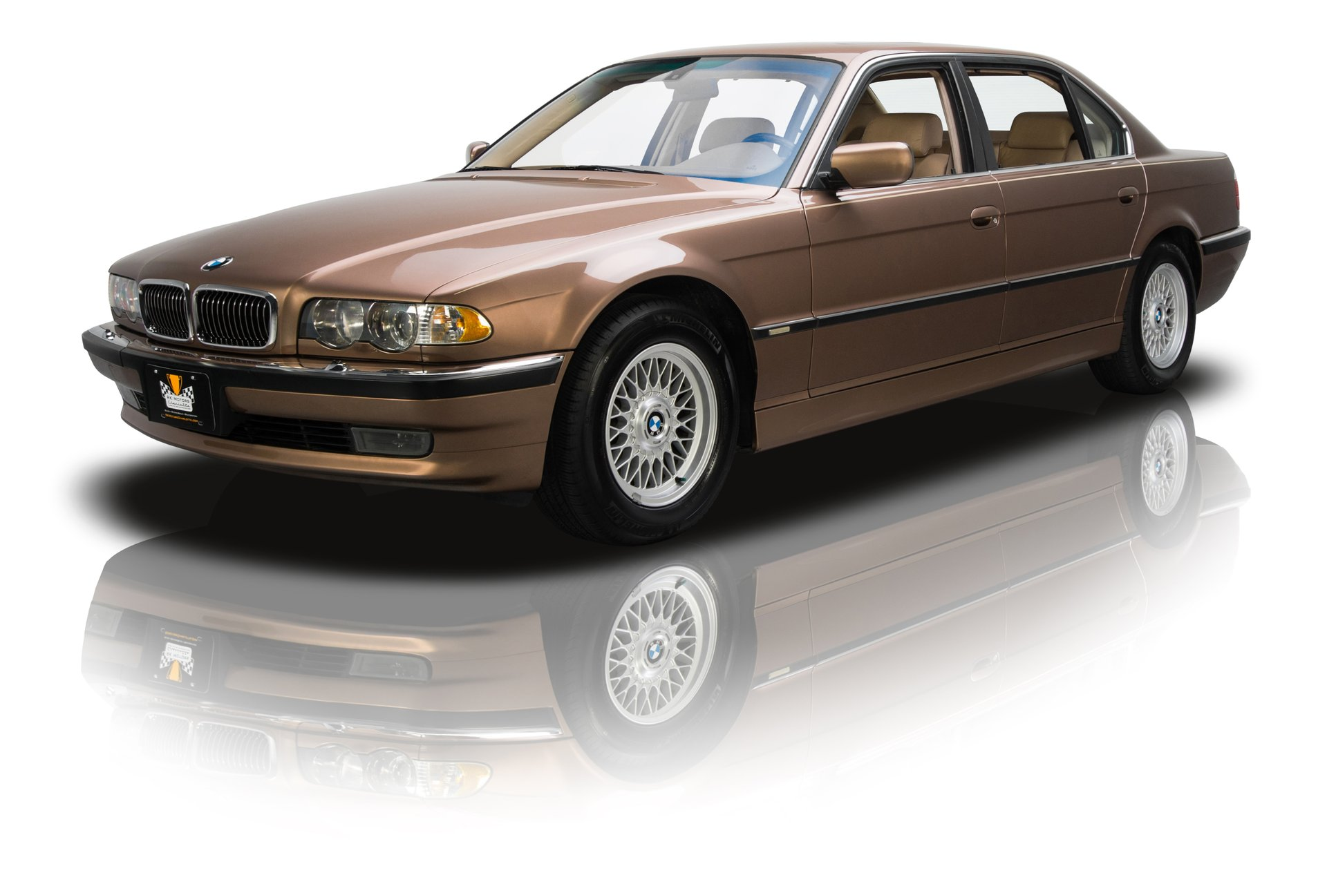 134512 2001 Bmw 740i Rk Motors Classic Cars For Sale